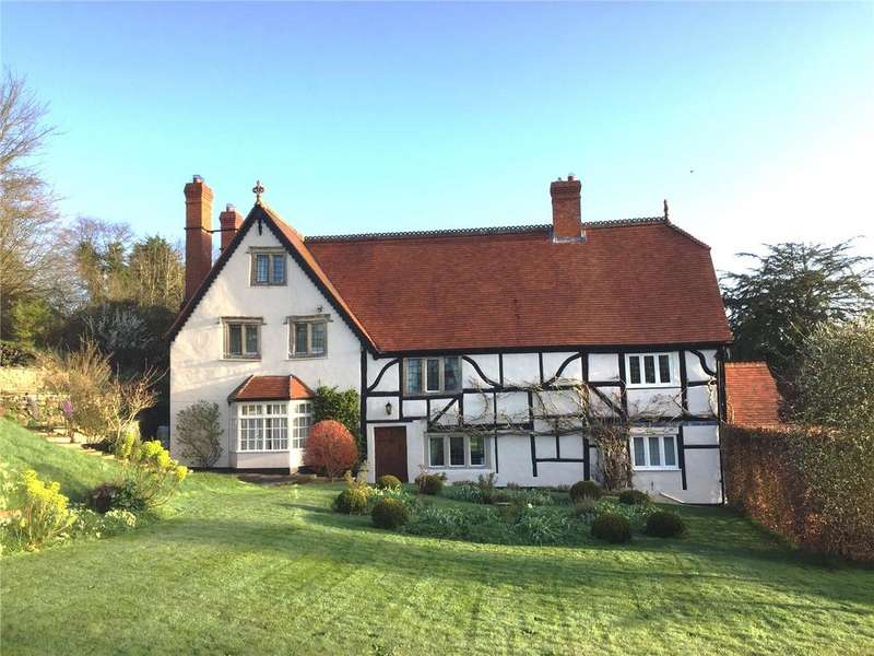 5 Bedrooms Detached House for sale in High Street, Easterton, Wiltshire, SN10