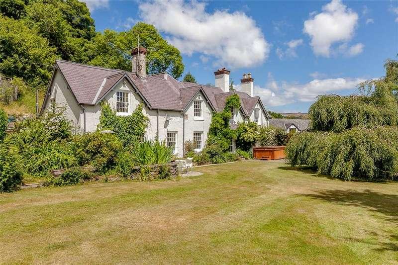 5 Bedrooms Detached House for sale in Vivod, Llangollen, Denbighshire, LL20