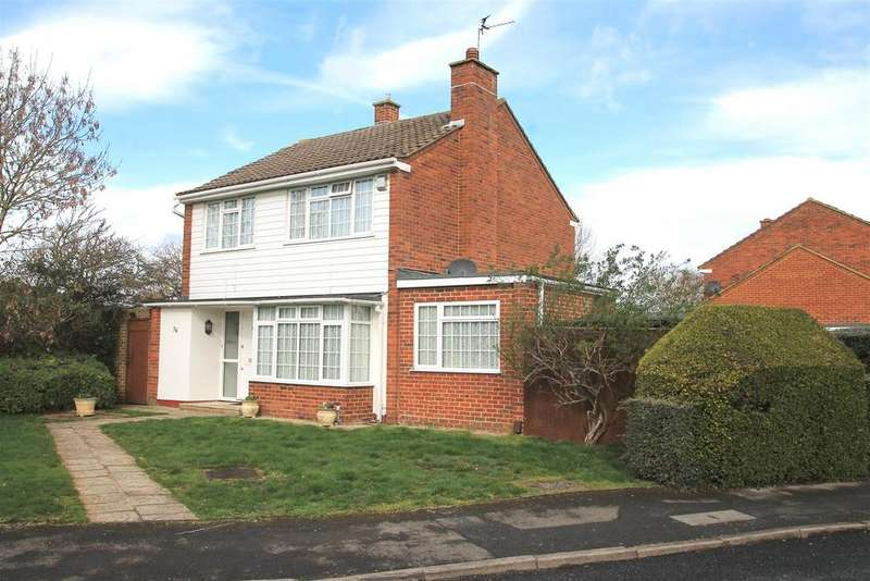 3 Bedrooms Detached House for sale in Pierson Road, Windsor