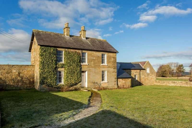5 Bedrooms Country House Character Property for sale in Liverton Village, Liverton, Saltburn-By-The-Sea