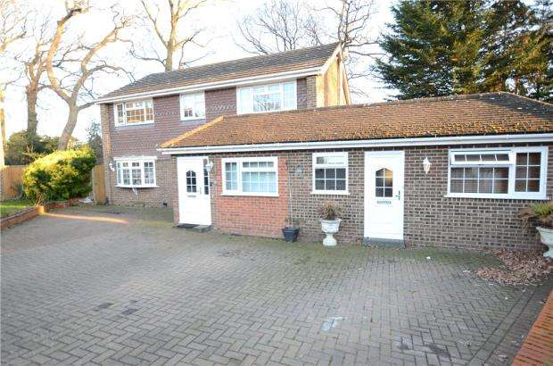 5 Bedrooms Detached House for sale in Woodlands Grove, Caversham, Reading