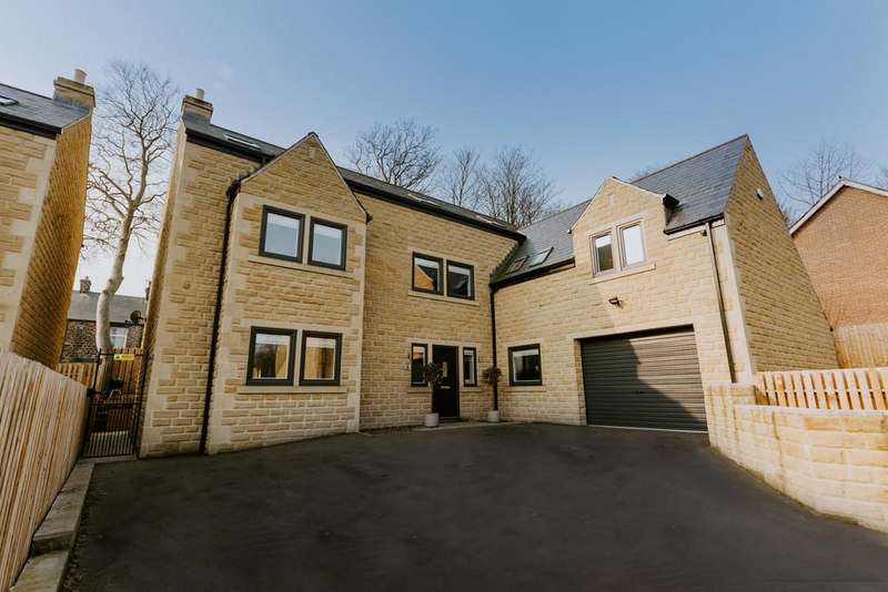 5 Bedrooms Detached House for sale in Roughbirchworth Lane, Oxspring, Sheffield