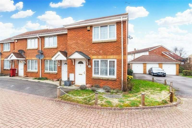 2 Bedrooms Semi Detached House for sale in Formby Close, Langley, Berkshire