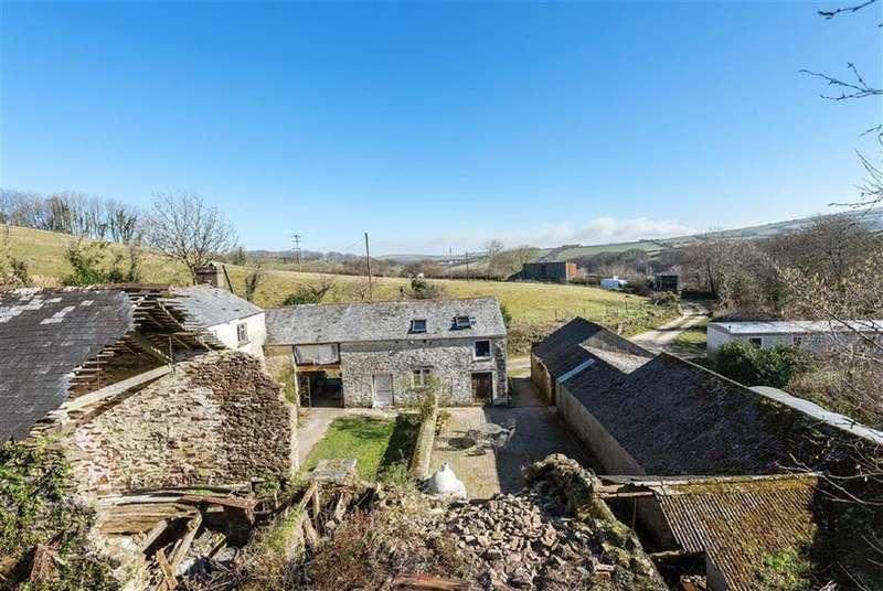 5 Bedrooms Detached House for sale in Combe Park Lane, Lynton, Devon, EX35