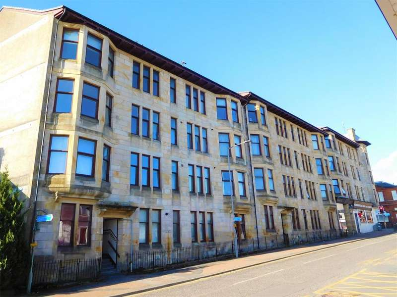 2 Bedrooms Ground Flat for sale in Flat 0/1, 55 John Street, DUNOON, PA23 8BH