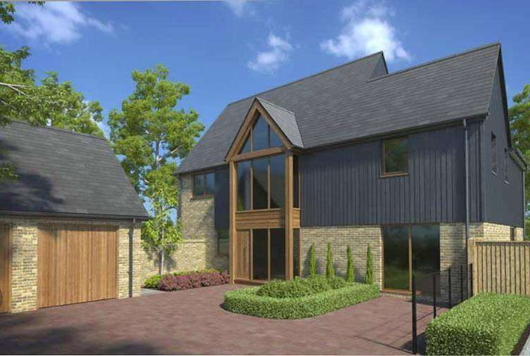 5 Bedrooms Detached House for sale in Manor Road, St Nicholas-At-Wade, CT7