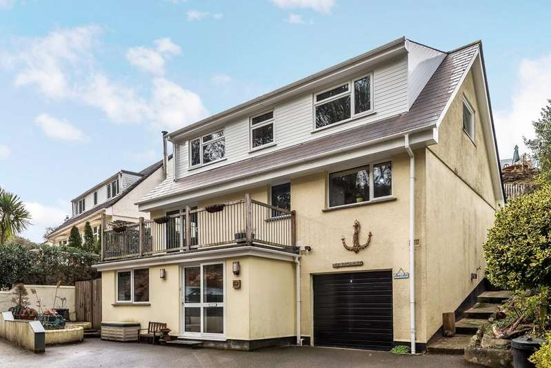 5 Bedrooms Detached House for sale in Keveral Gardens, Seaton, Torpoint