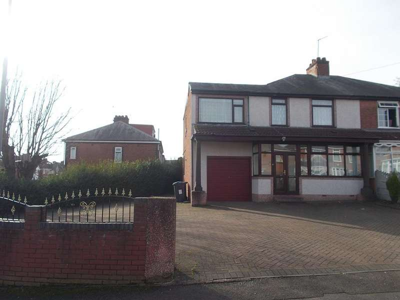 5 Bedrooms Semi Detached House for sale in Ward End Close, Ward End, Birmingham B8