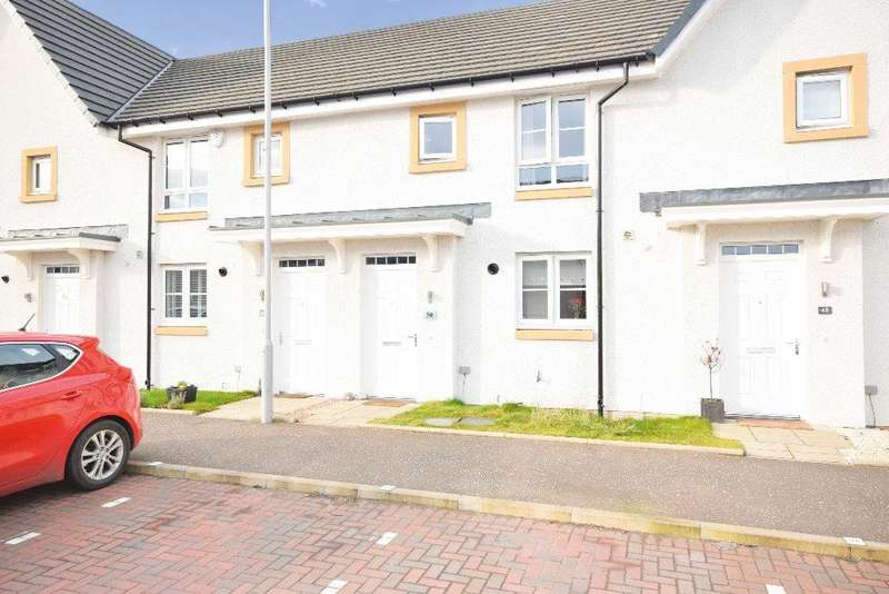 3 Bedrooms Terraced House for sale in Todshaugh Gardens, Kirkliston, West Lothian, EH29 9GE