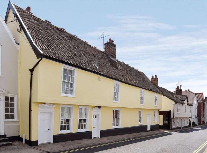 6 Bedrooms House for sale in Cumberland Street, Woodbridge, Suffolk, IP12