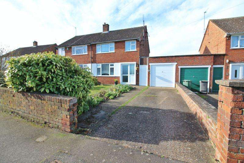 3 Bedrooms Semi Detached House for sale in No upper chain complications, click for more details...