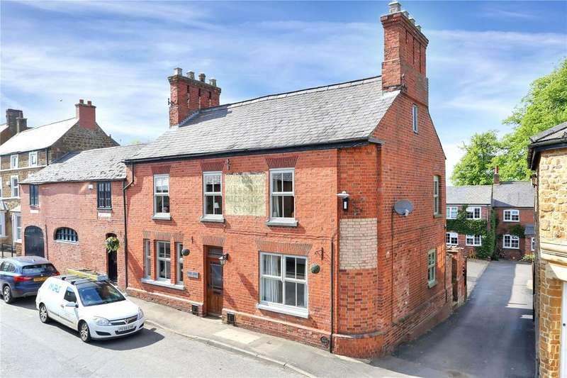 3 Bedrooms Cottage House for sale in High Street, Somerby, Melton Mowbray