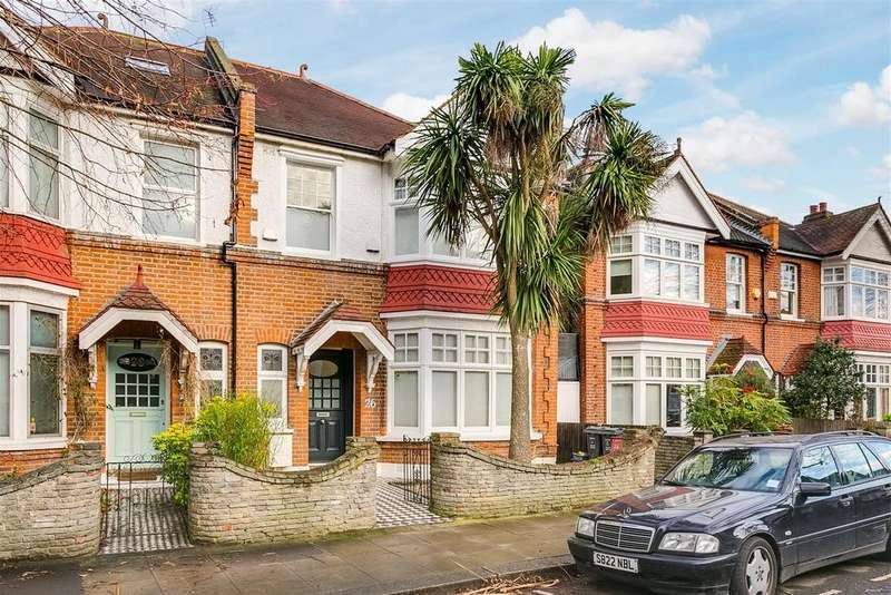 3 Bedrooms House for rent in Pleydell Avenue, Hammersmith