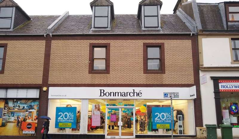 Retail Property (high Street) Commercial for sale in West Blackhall Street, Greenock, Renfrewshire, PA15 1UA