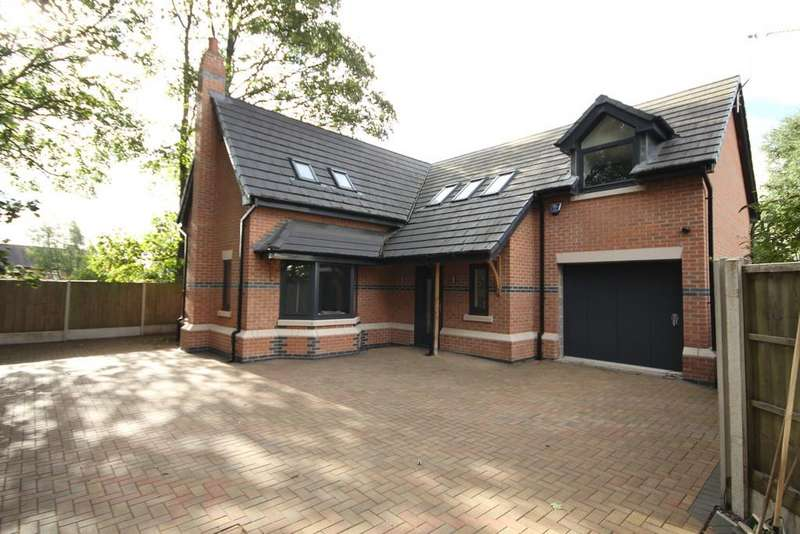 4 Bedrooms Detached House for sale in Clarence Road, Hinckley