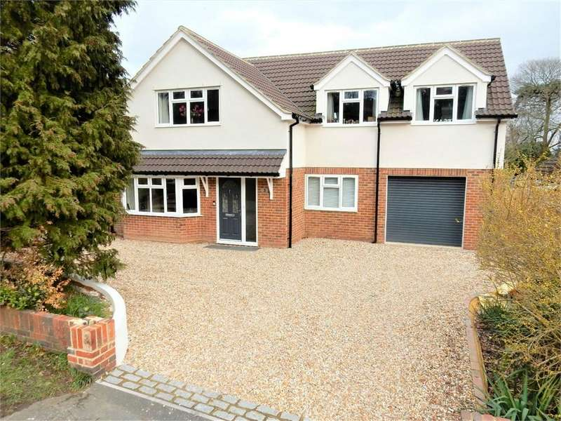 5 Bedrooms Detached House for sale in Broom Acres, SANDHURST, Berkshire