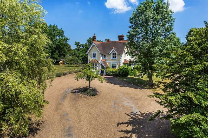 6 Bedrooms Detached House for sale in Rusper Road, Newdigate, Dorking, Surrey, RH5