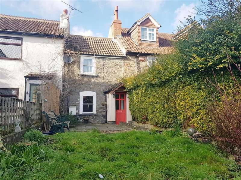 2 Bedrooms Terraced House for sale in Court Road, Oldland Common, Bristol, BS30 9SP
