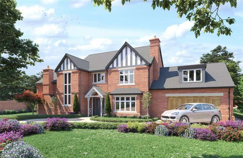 5 Bedrooms Detached House for sale in The Beeches, Malpas, Cheshire, SY14