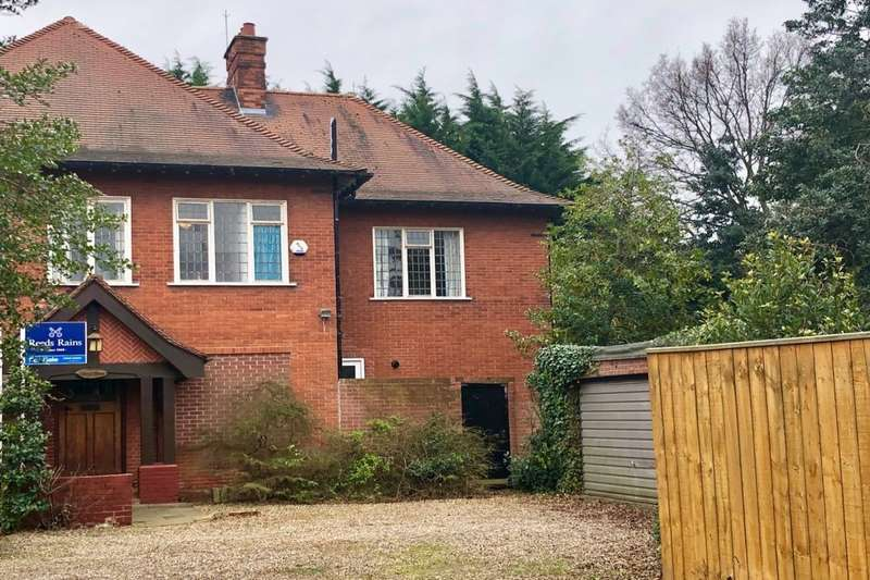 3 Bedrooms Semi Detached House for sale in Harrow Road, Middlesbrough, TS5