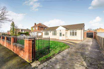 3 Bedrooms Bungalow for sale in Wood Lane, Willenhall, West Midlands