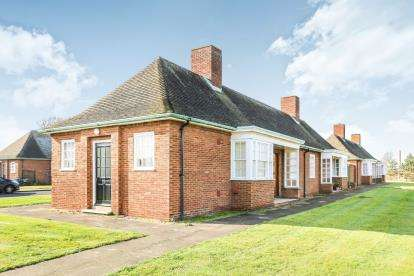 1 Bedroom Bungalow for sale in Sir Malcolm Stewart Homes, Stewartby, Bedford, Bedfordshire