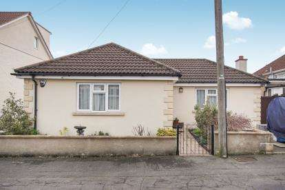2 Bedrooms Bungalow for sale in Alexandra Place, Staple Hill, Bristol, .