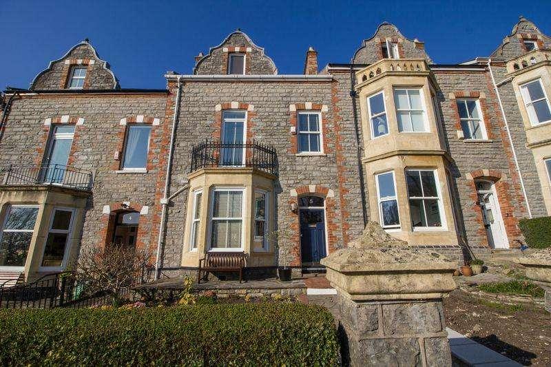6 Bedrooms Terraced House for sale in Kymin Terrace, Penarth
