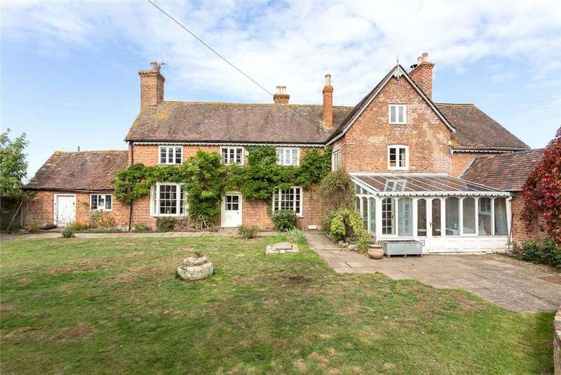 5 Bedrooms Detached House for sale in Main Road, Tirley, Gloucester, Gloucestershire, GL19