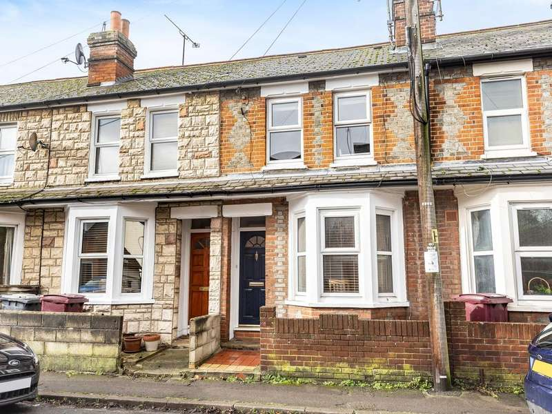 3 Bedrooms Terraced House for sale in Star Road, Caversham, Reading, RG4