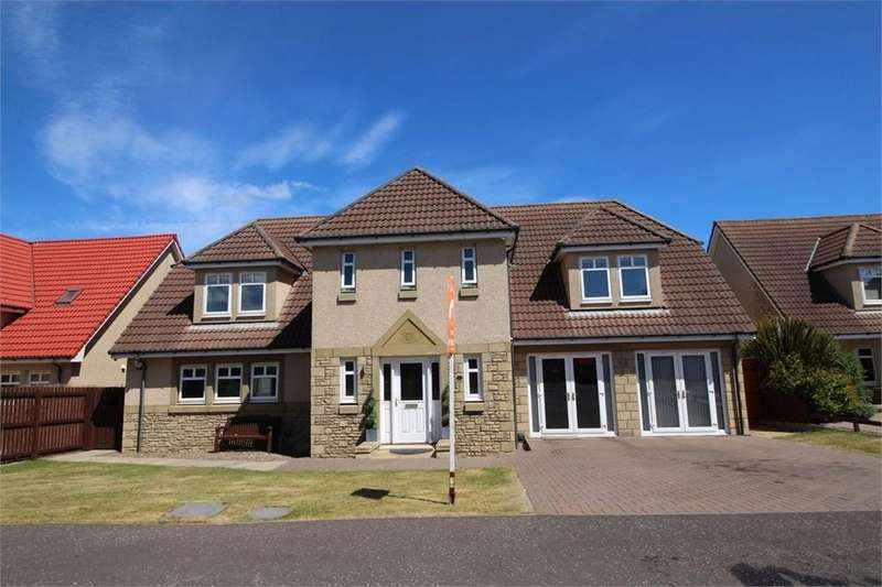 4 Bedrooms Detached House for sale in Craigfoot Walk, KIRKCALDY, Fife, KY1