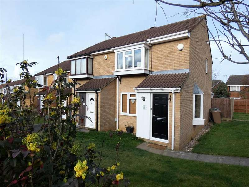 2 Bedrooms House for sale in Coltsfoot Green, Luton