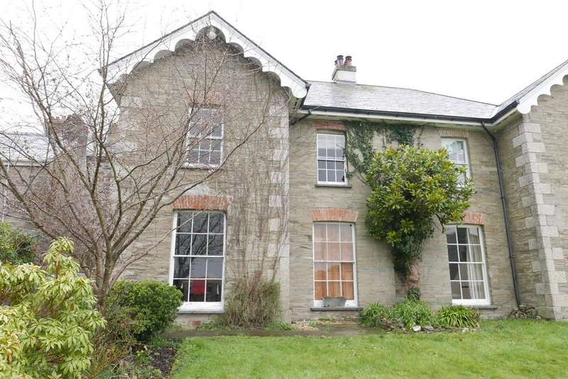 5 Bedrooms Semi Detached House for sale in Restormel Road, Lostwithiel