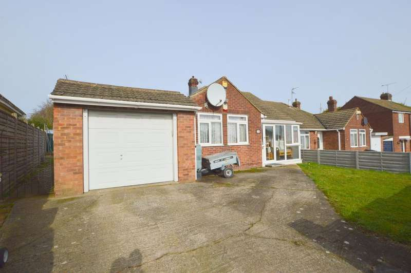 3 Bedrooms Bungalow for sale in Meyrick Avenue, Farley Hill, Luton, LU1 5JS