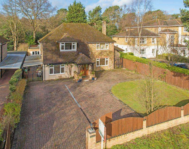 4 Bedrooms Detached House for sale in Green Lane, Farnham Common, Buckinghamshire SL2