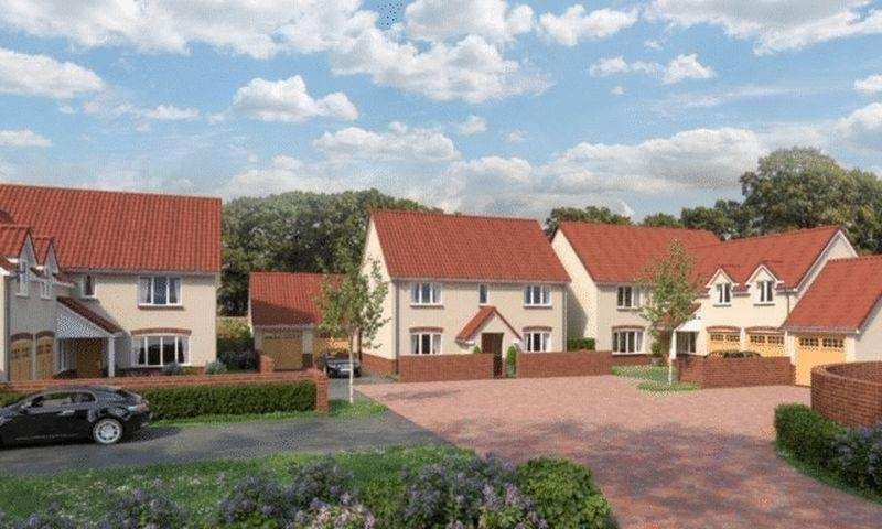 4 Bedrooms Detached House for sale in Weston Road, Congresbury