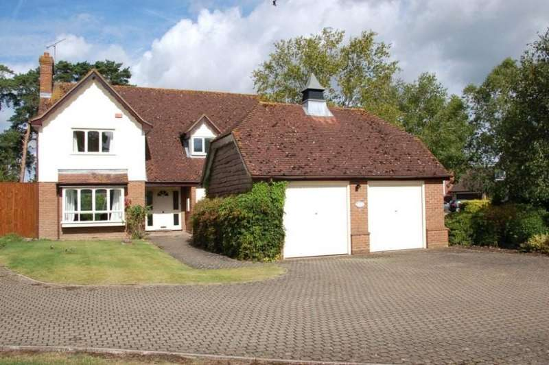 5 Bedrooms Detached House for rent in Winnersh, Wokingham, Berkshire