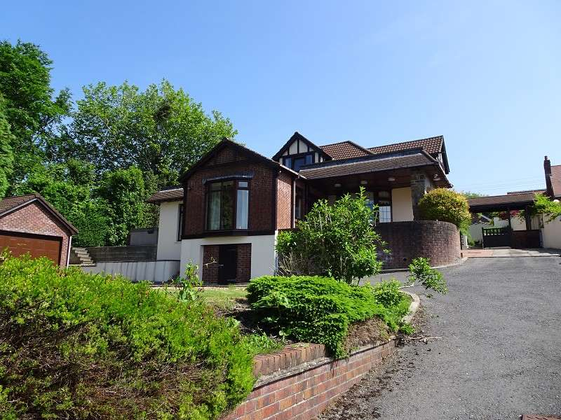 5 Bedrooms Detached House for sale in Church View, Baglan, Port Talbot, Neath Port Talbot. SA12 8UN