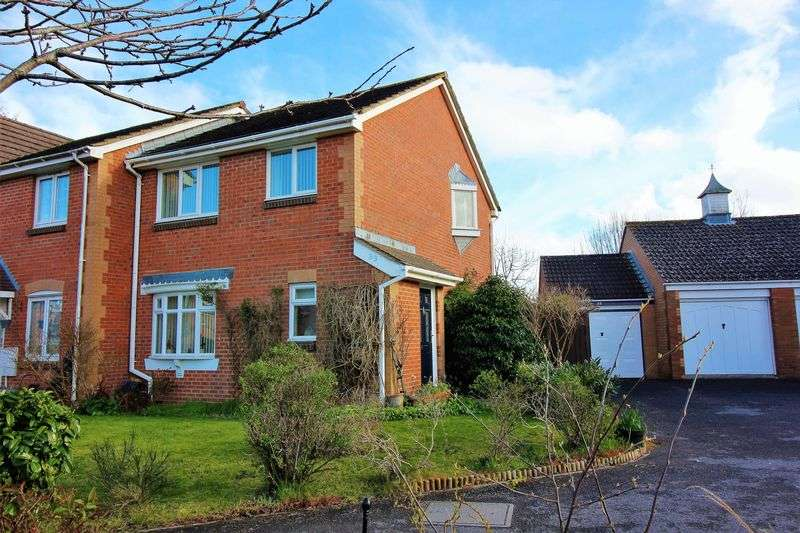 3 Bedrooms Property for sale in Lindsey Close Portishead, Bristol