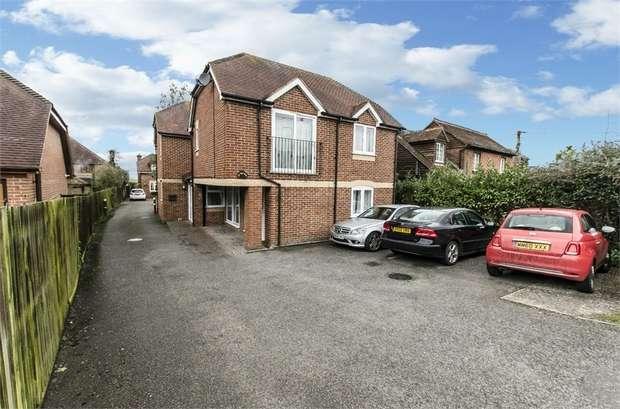 Flat for sale in Burnetts Lane, Horton Heath, EASTLEIGH, Hampshire
