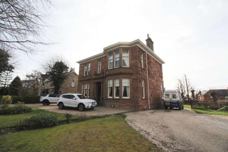 3 Bedrooms Villa House for sale in Lefroy Street , Blairhill, Coatbridge