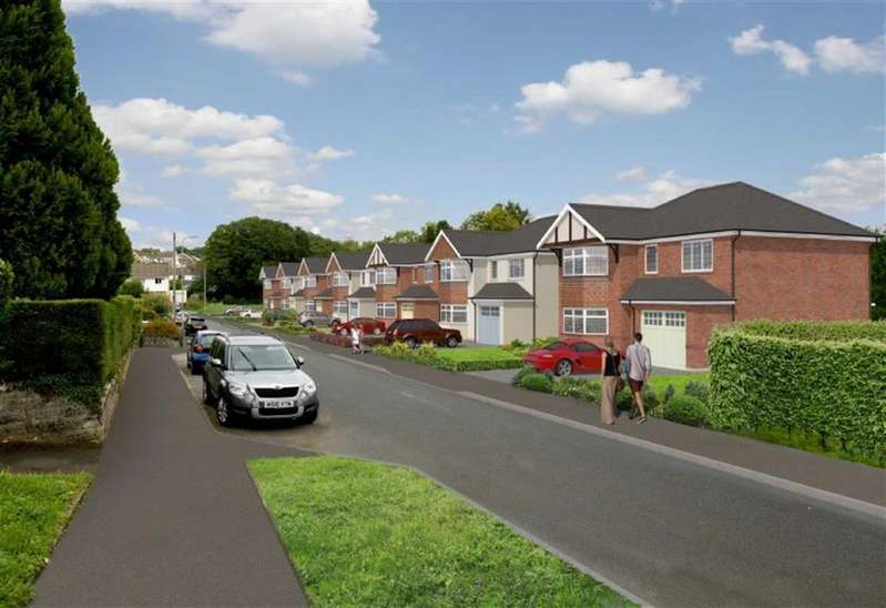 4 Bedrooms Detached House for sale in Meadow View, Ystrad Mynach, Hengoed