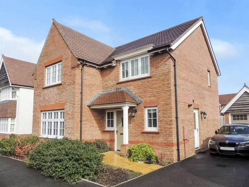 4 Bedrooms Detached House for sale in Long Wood Road, Stoke Gifford, Bristol