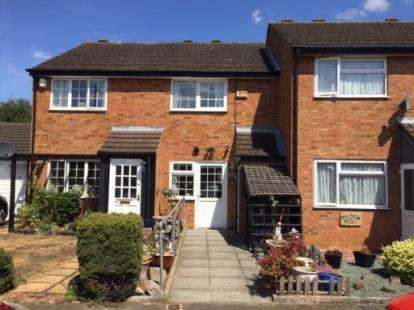 2 Bedrooms Terraced House for sale in Derwent Rise, Flitwick, Beds, Bedfordshire