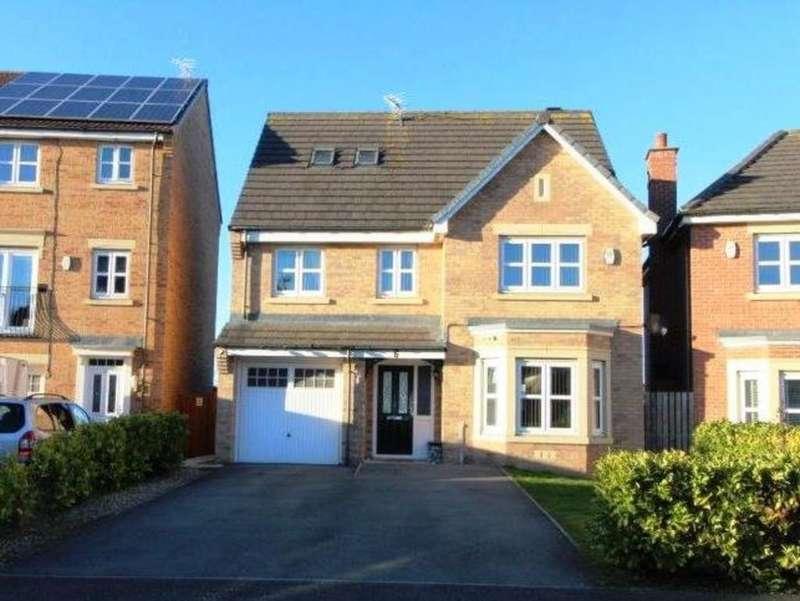 6 Bedrooms Detached House for sale in Sandringham Meadows, Blyth
