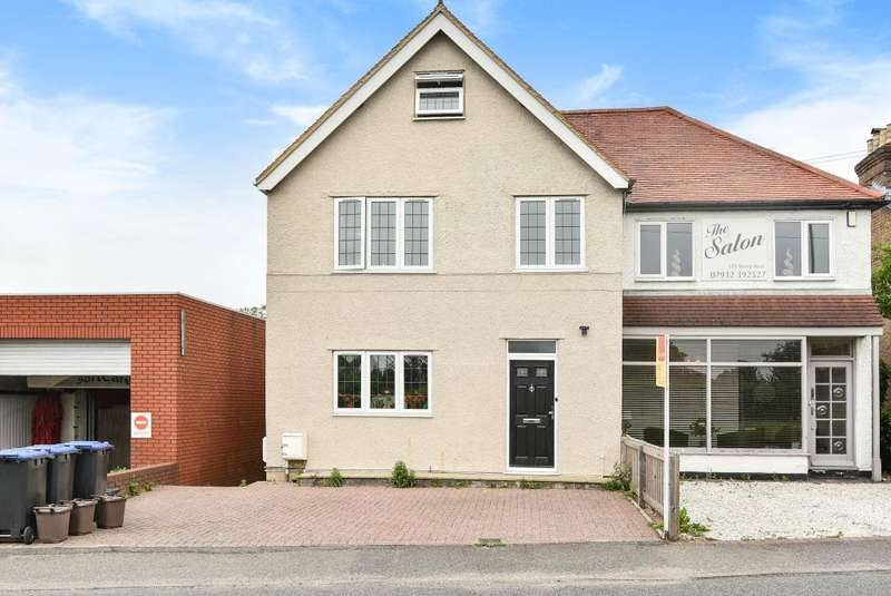 2 Bedrooms Maisonette Flat for sale in Burnham, Buckinghamshire, SL1