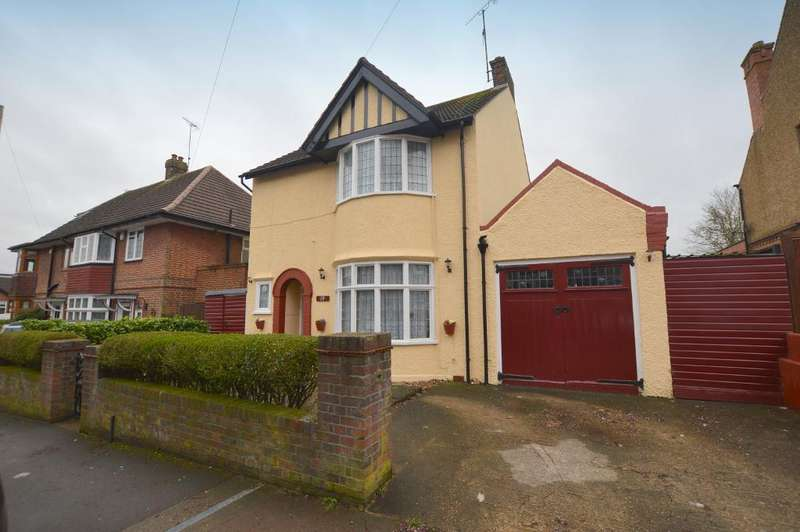 4 Bedrooms Detached House for sale in Alexandra Avenue, New Bedford Road/Old Bedford Road Area, Luton, Bedfordshire, LU3 1HE