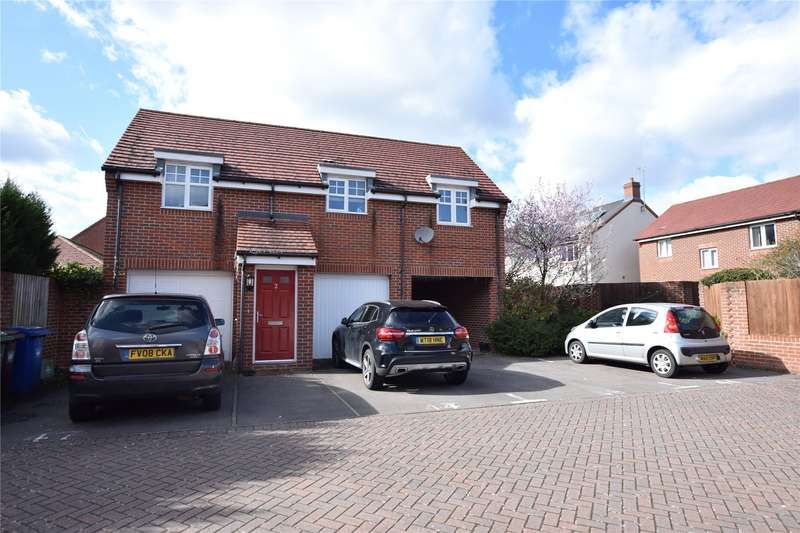 2 Bedrooms Maisonette Flat for sale in Quail Corner, Jennett's Park, Bracknell, Berkshire, RG12