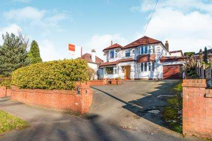 5 Bedrooms Detached House for sale in London Road, Appleton, Warrington, Cheshire
