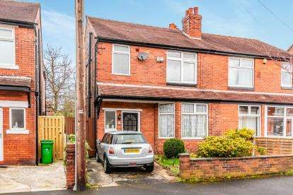 3 Bedrooms Semi Detached House for sale in Barnsfold Avenue, Manchester, Greater Manchester, Uk